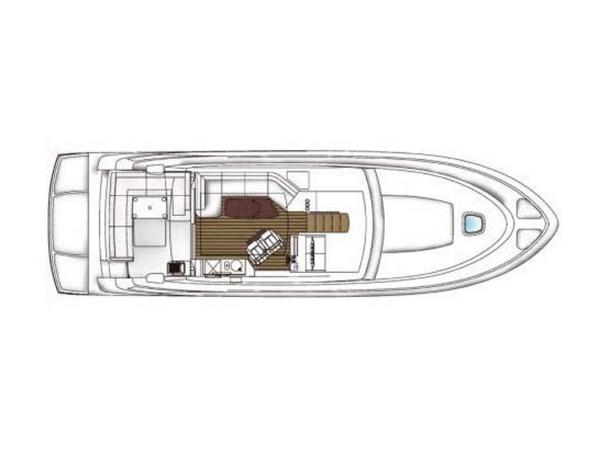 2020 Sea Ray boat for sale, model of the boat is Sundancer 510 Signature & Image # 8 of 8