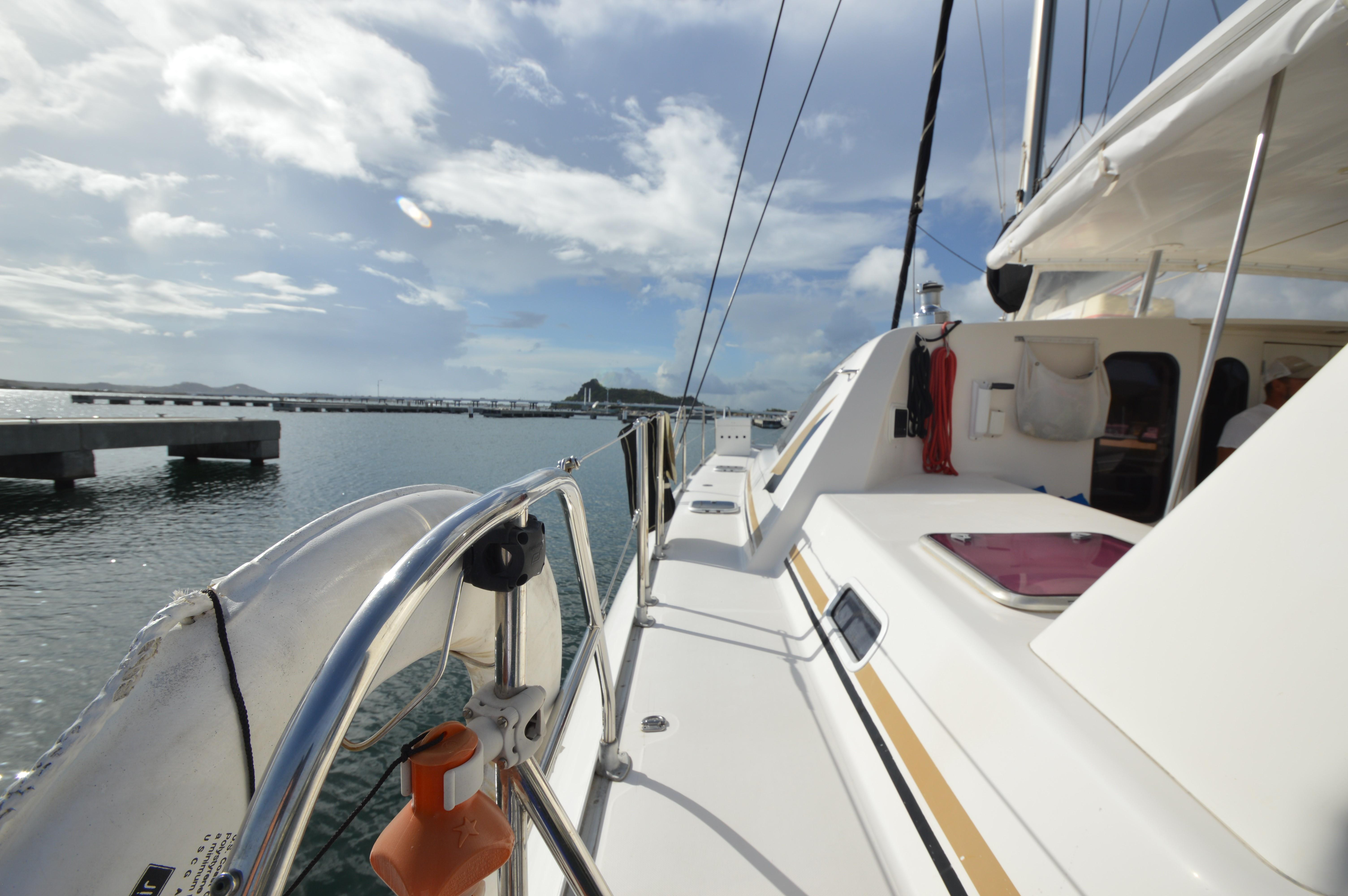 45 Leopard Two If By Sea 2000 West Indies | Denison Yacht Sales