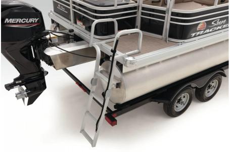 2020 Sun Tracker boat for sale, model of the boat is Signature Fishing Barge 20 w/90ELPT 4S CT & Image # 31 of 48