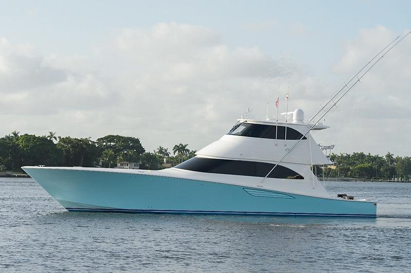 Used viking yachts for sale from 60 to 70 feet for Viking fishing boats