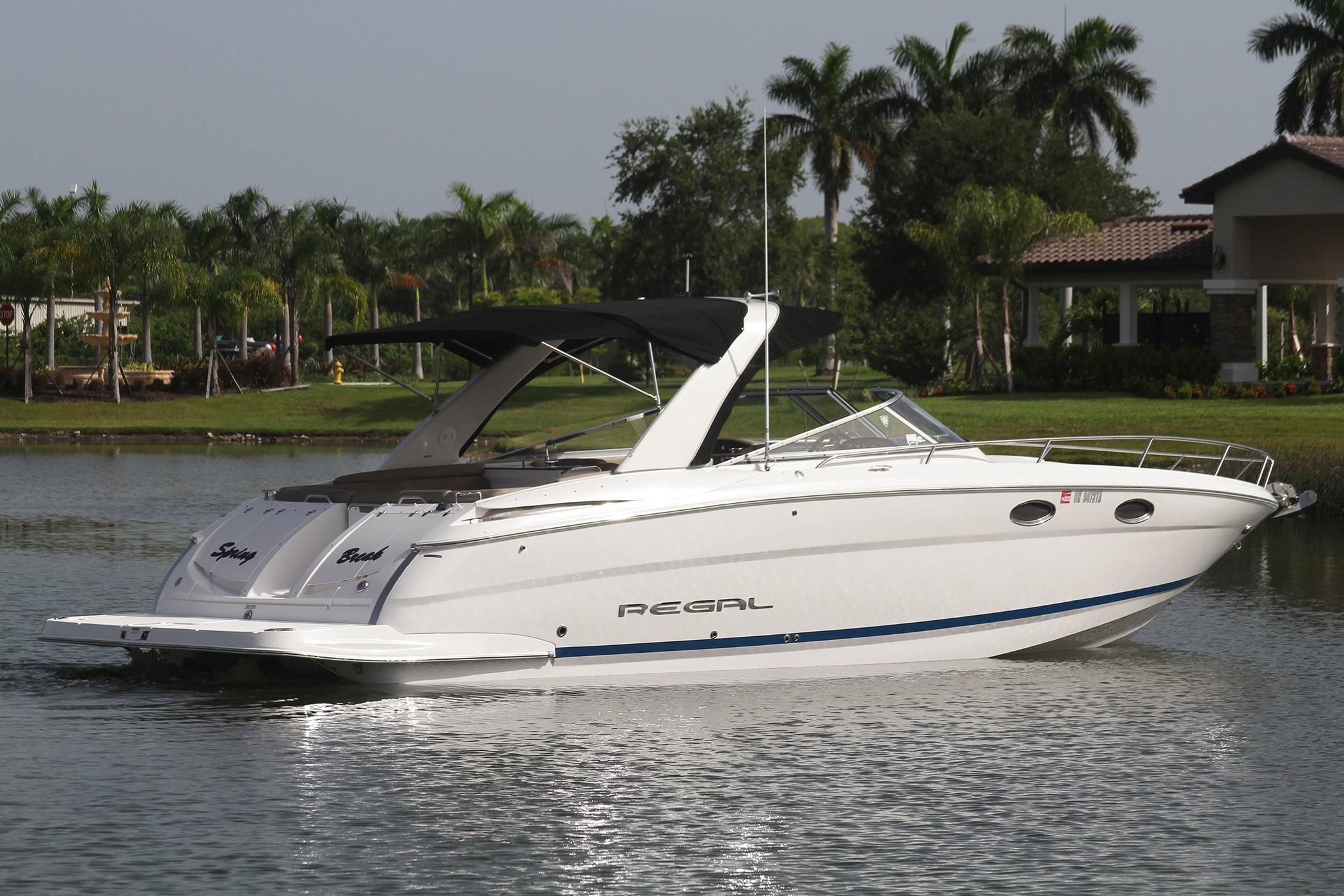 35 Regal Spring Break 2014 Palmetto | Denison Yacht Sales