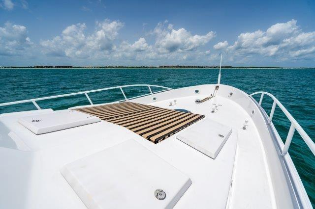 Bow/Foredeck