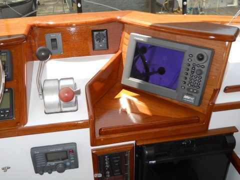 Flybridge controls