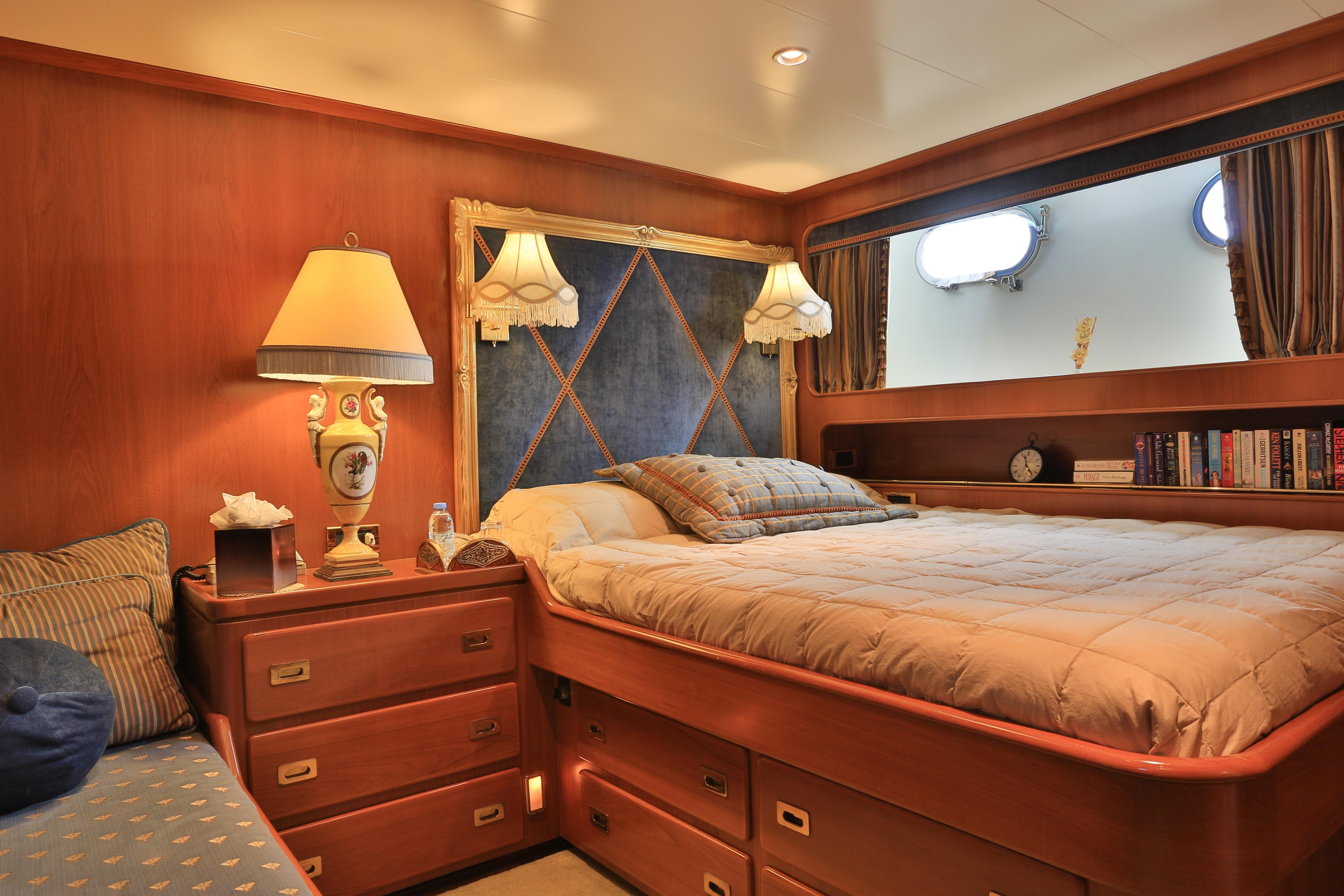 GUEST DOUBLE STATEROOM 1