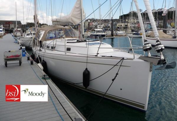 Moody 41 Classic used boat for sale from Boat Sales International