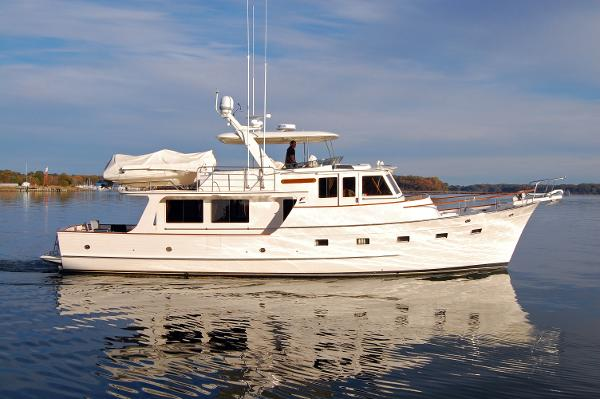 Used Fleming Yachts For Sale From 50 To 55 Feet