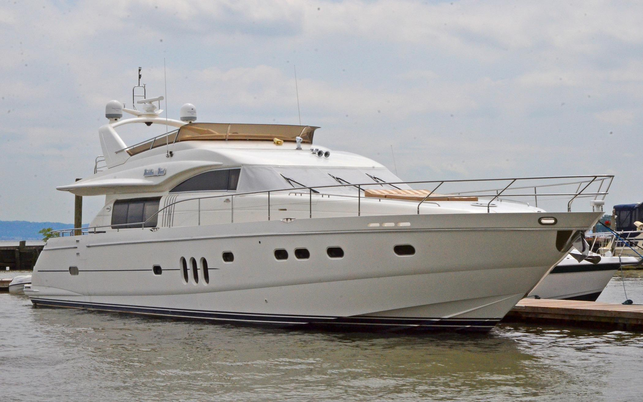 75 viking sport cruisers 2006 buddah boat for sale in for Large motor yachts for sale