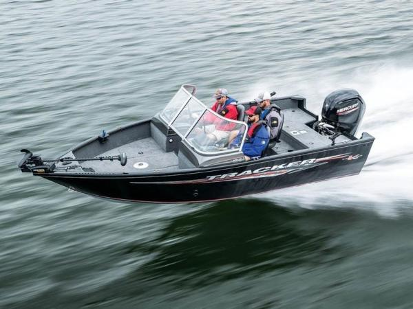 2020 Tracker Boats boat for sale, model of the boat is Pro Guide™ V-165 WT & Image # 1 of 41