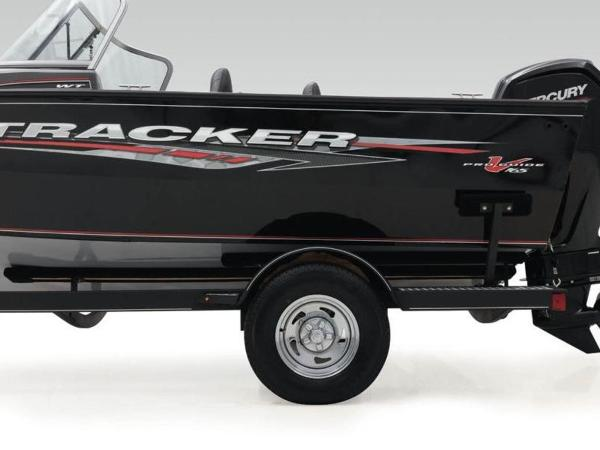 2020 Tracker Boats boat for sale, model of the boat is Pro Guide™ V-165 WT & Image # 33 of 41