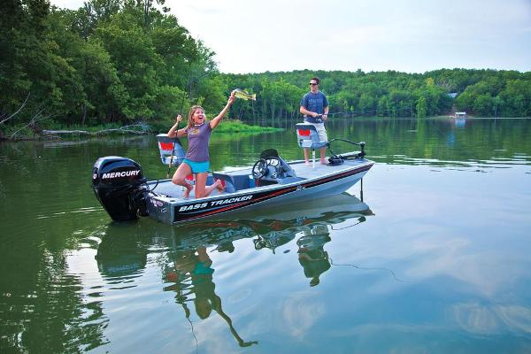 2013 TRACKER BOATS PRO 165 for sale