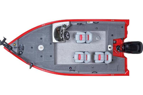 2013 Tracker Boats boat for sale, model of the boat is Pro Guide V-16 SC & Image # 6 of 18