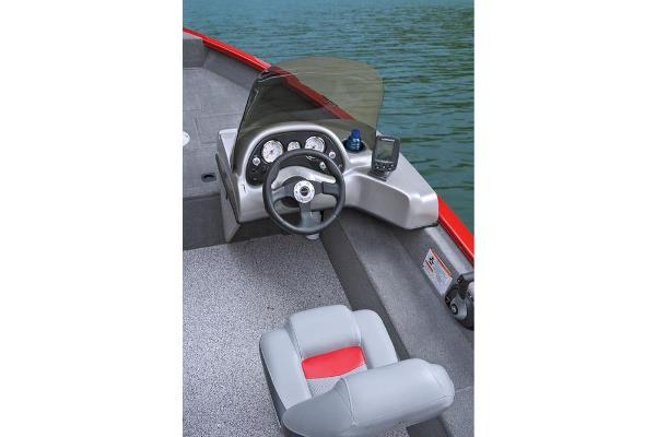 2013 Tracker Boats boat for sale, model of the boat is Pro Guide V-16 SC & Image # 12 of 18