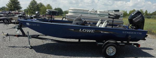 2016 LOWE STINGER 175 for sale