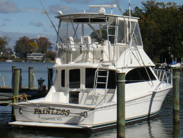 37' Egg Harbor Sport Yacht