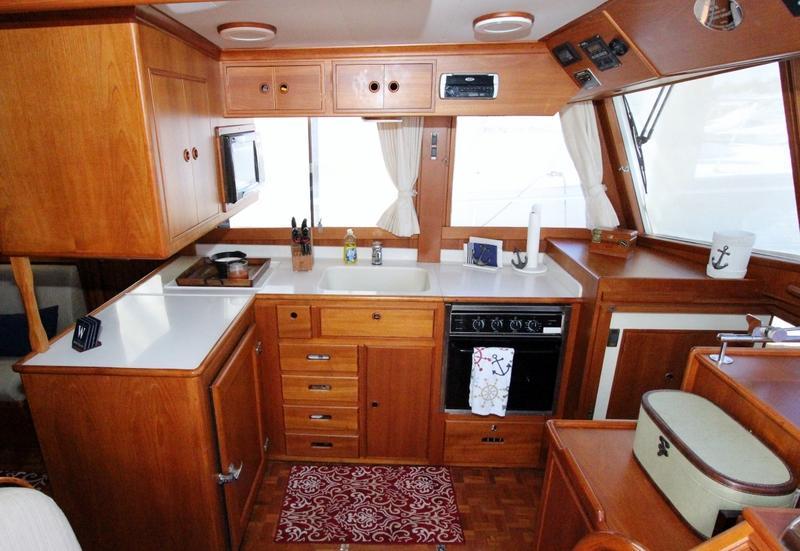 Shenanigans Ii Grand Banks 42 Yachts For Sale