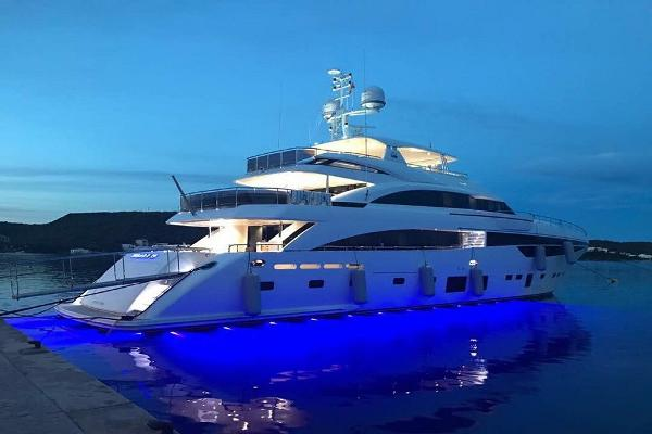 Princess Motor Yacht Sales - Used Princess 40M