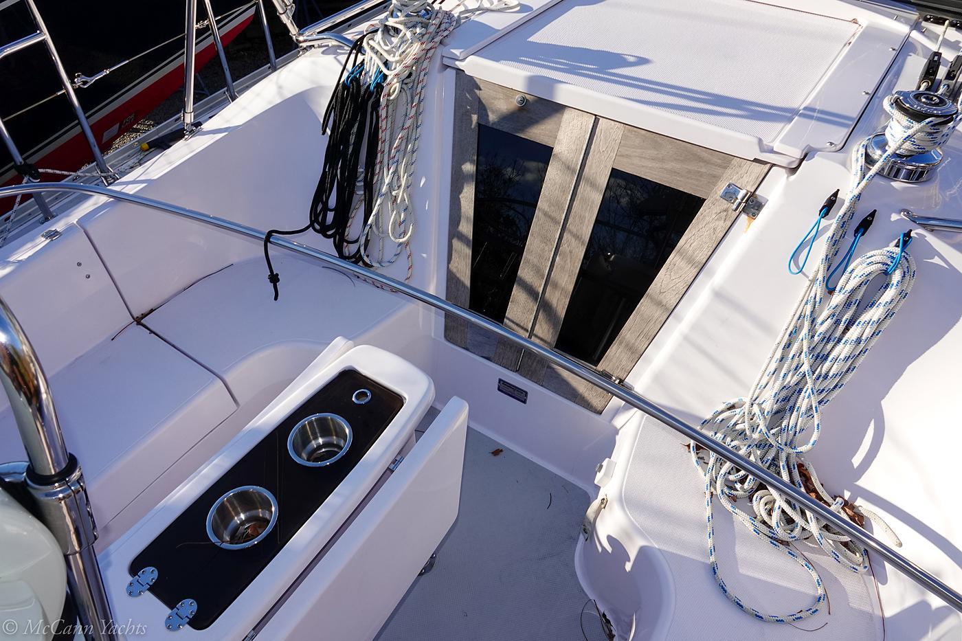31 Catalina 2016 Cataumet | Denison Yacht Sales