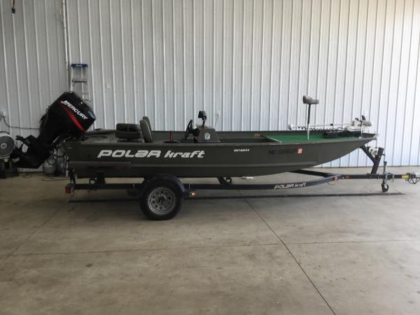 2004 POLAR KRAFT MV1885SC for sale