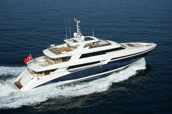 Bilgin Luxury Motor Yacht