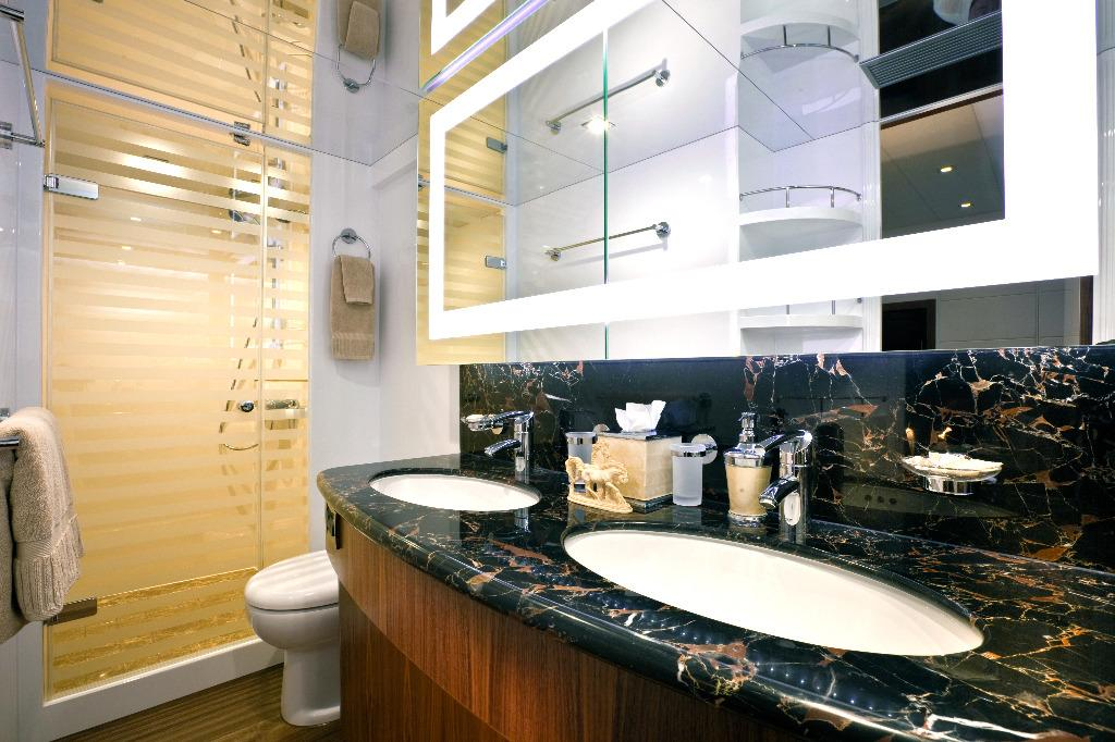 Manufacturer Provided Image: Master Bath A