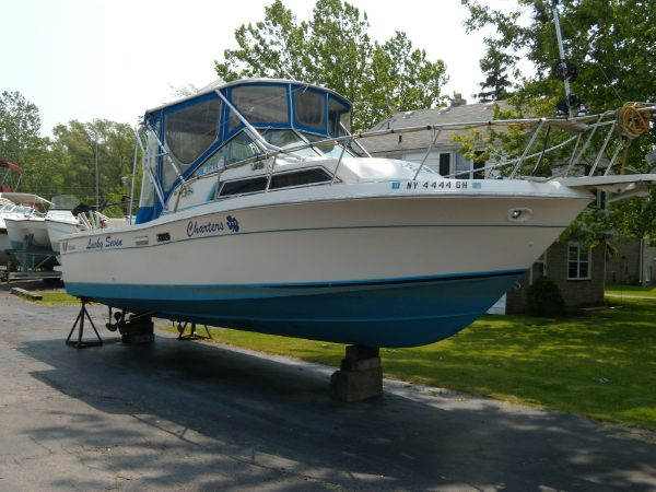 1986 Wellcraft 2800 Coastal Offshore Fisherman For Sale