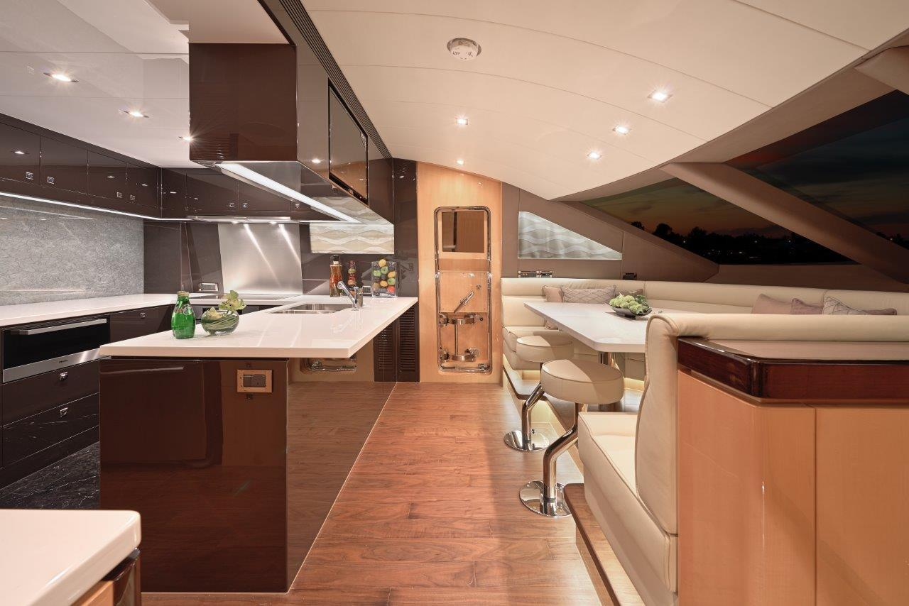 Manufacturer Provided Image: Galley + Country Kitchen