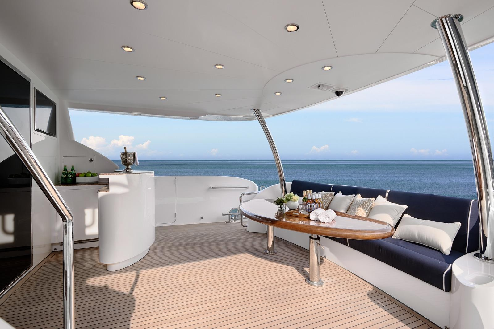 Manufacturer Provided Image: Aft Deck A