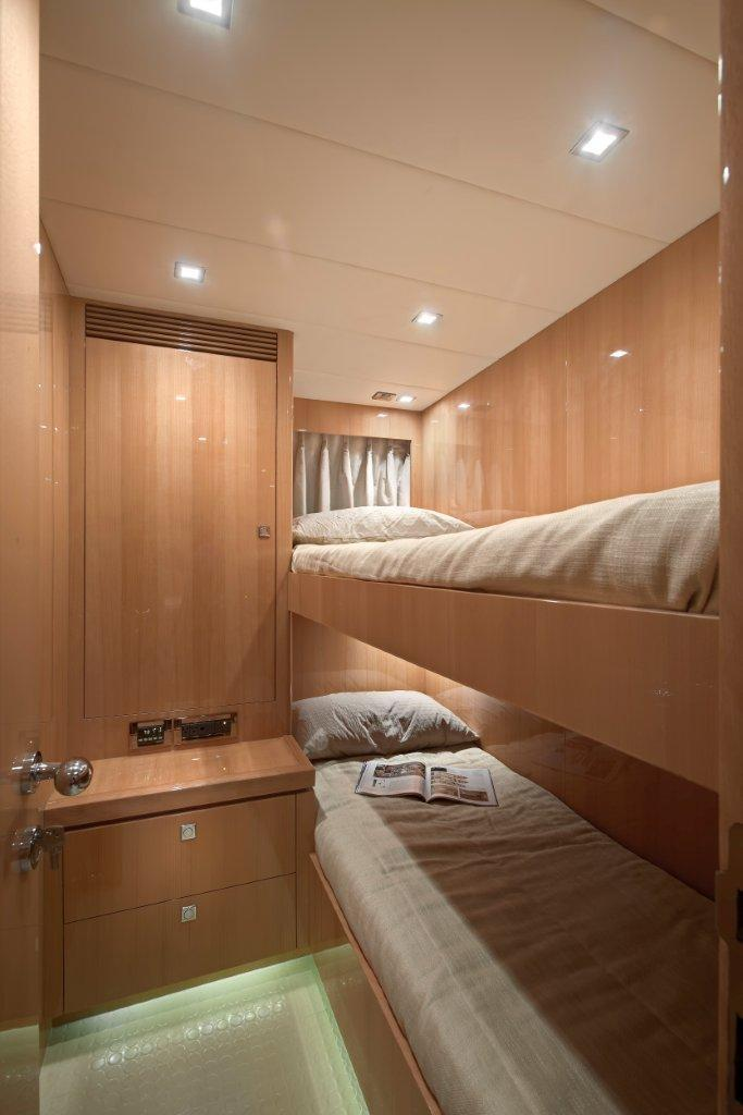 Manufacturer Provided Image: Crew Bunk A