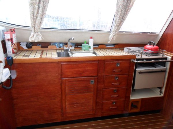 Westerly Riviera - BILGE KEEL for sale