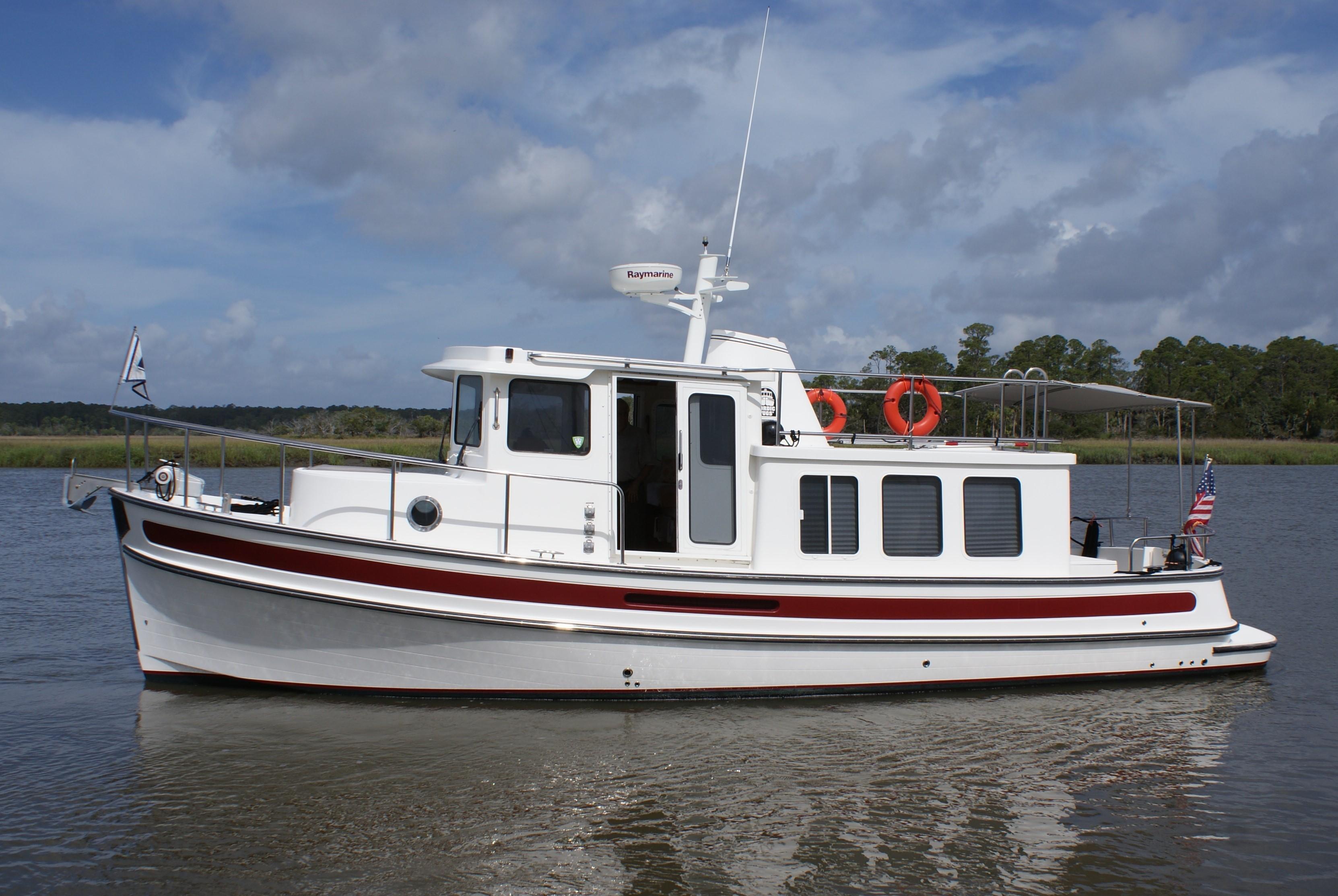 Nordic Tugs Yachts for Sale | Galati Yachts