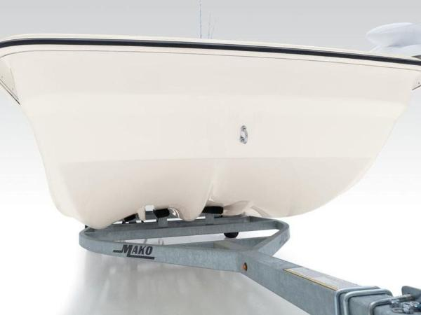 2020 Mako boat for sale, model of the boat is Pro Skiff 17 CC & Image # 16 of 26