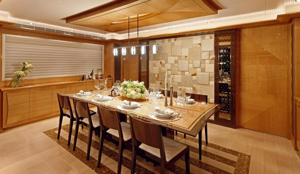 Manufacturer Provided Image: Formal Dining B