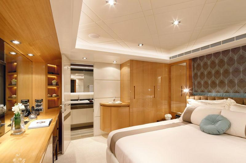 Manufacturer Provided Image: Port VIP Stateroom B