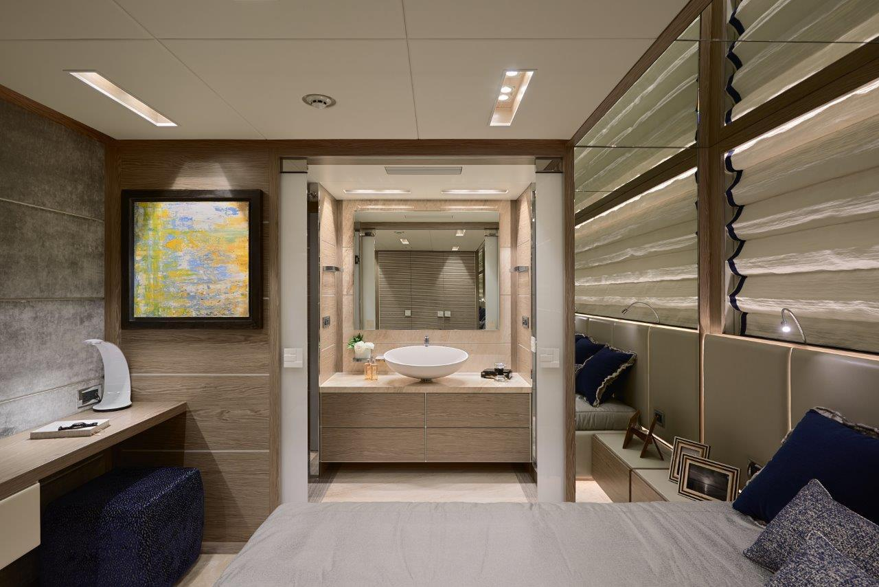 Manufacturer Provided Image: Port VIP Stateroom A