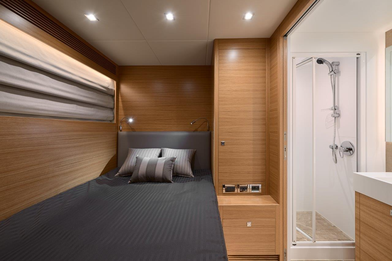 Manufacturer Provided Image: Captains Cabin