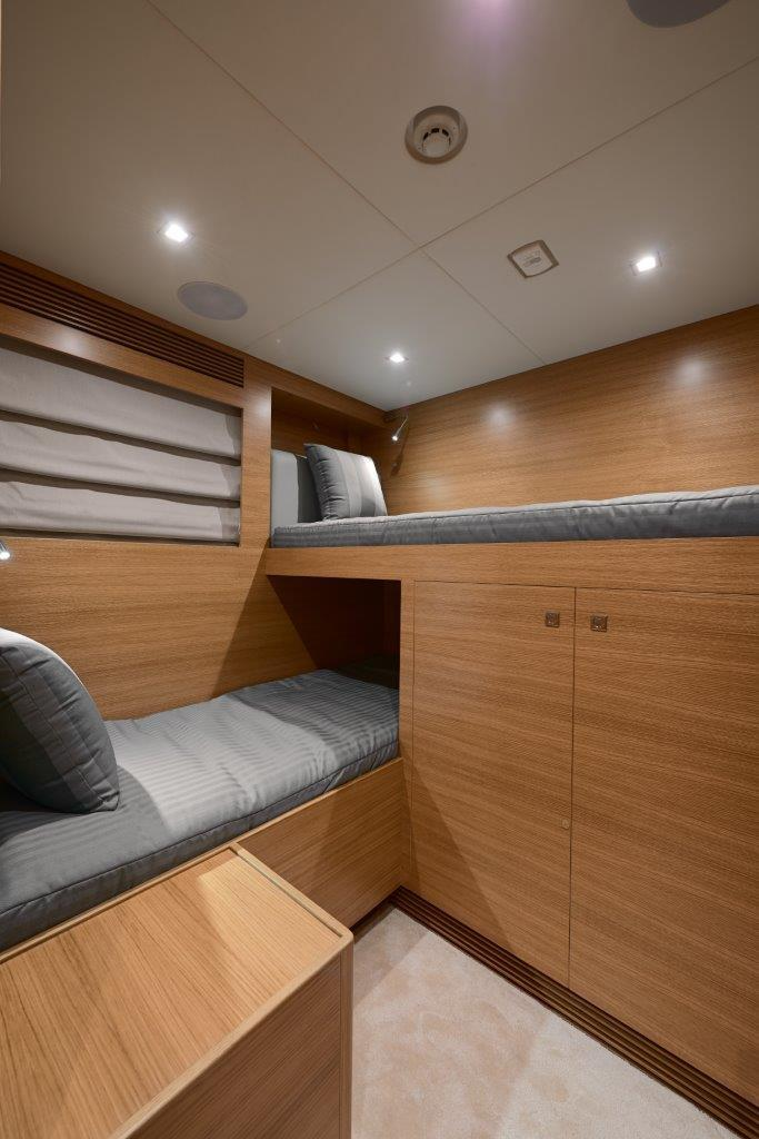 Manufacturer Provided Image: Crew bunk #1