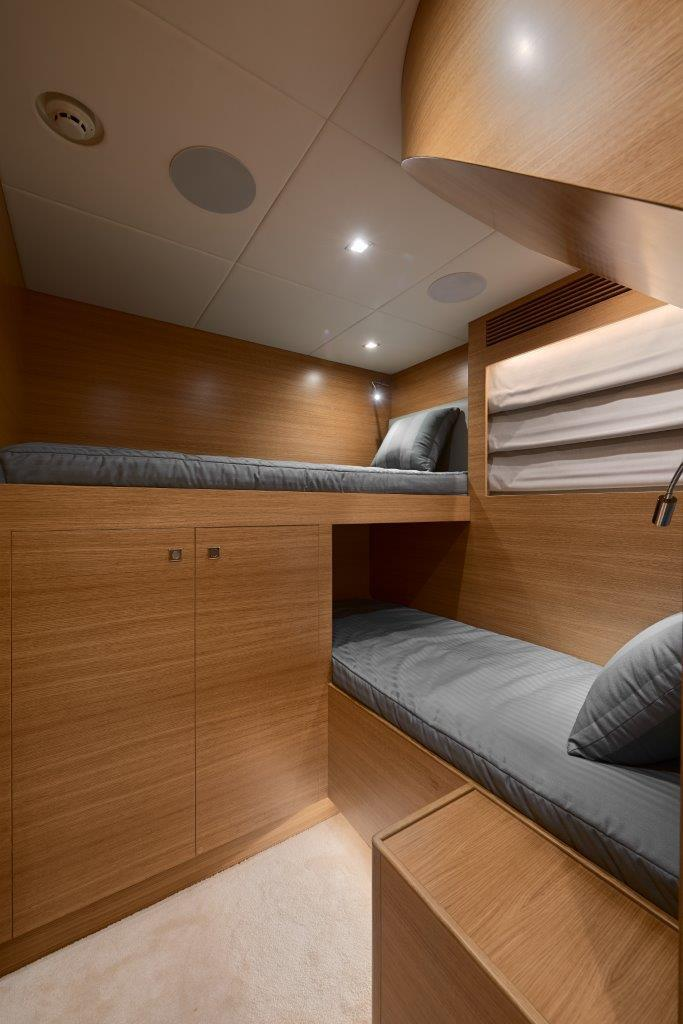 Manufacturer Provided Image: Crew bunk #2