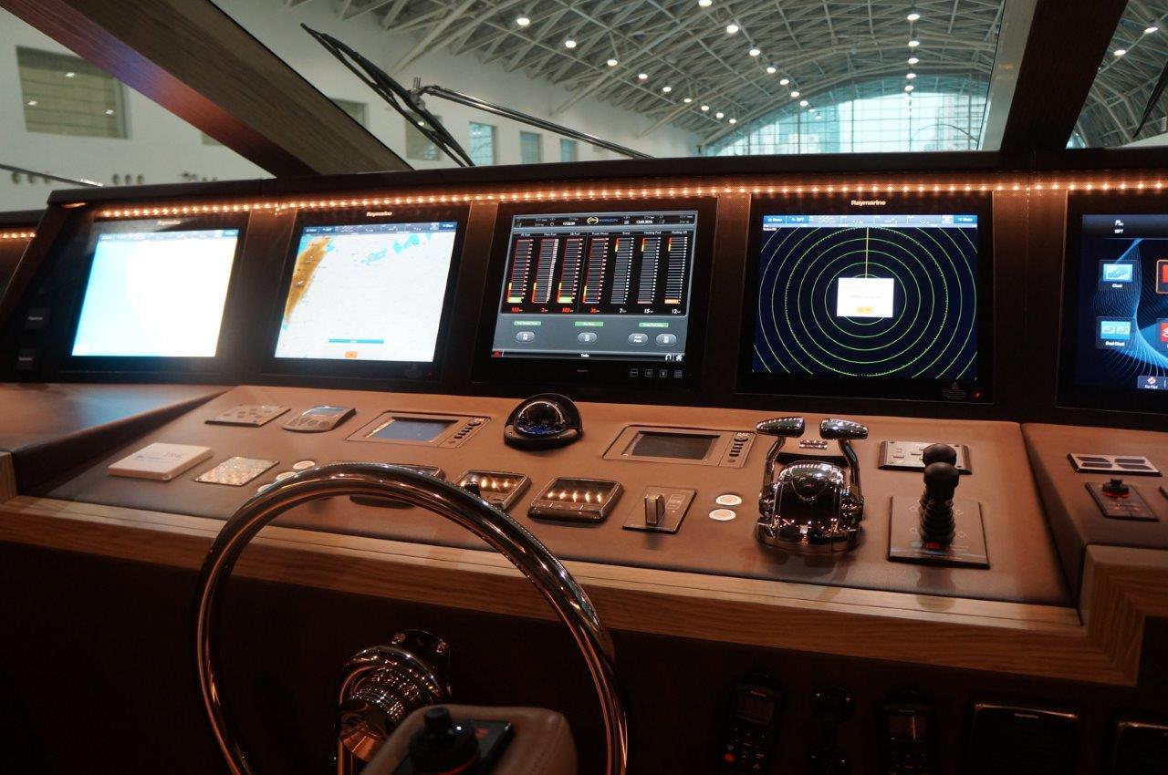 Manufacturer Provided Image: Raised Pilothouse A