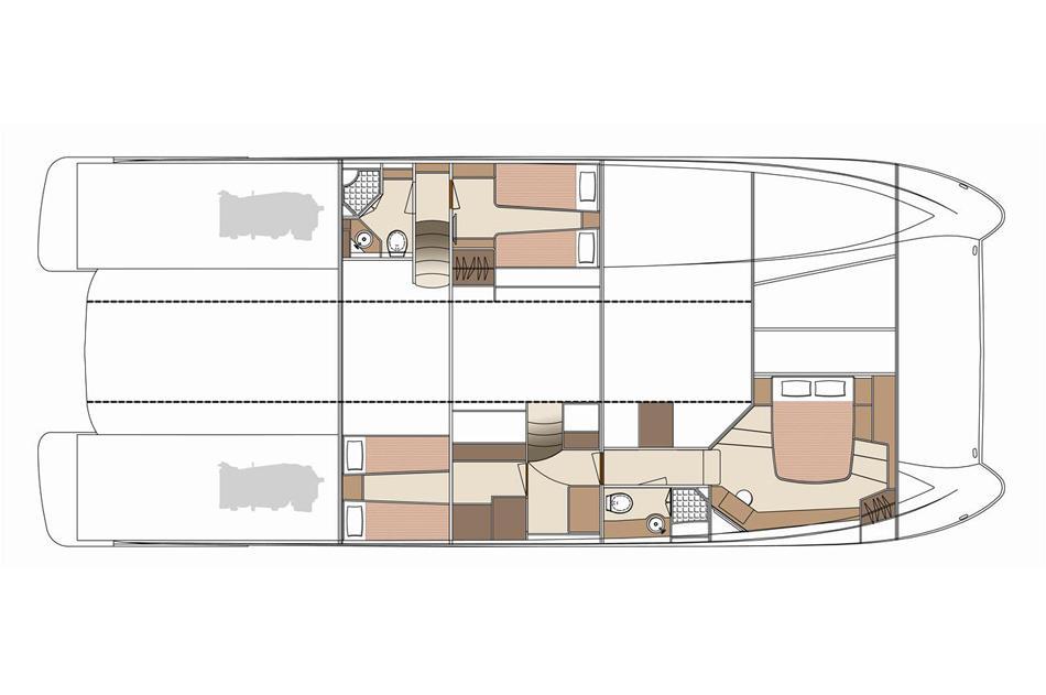 Manufacturer Provided Image: Lower Deck GA