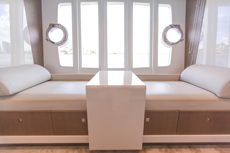 2016  Ferretti Yachts 870 Paola IV - Master Stateroom