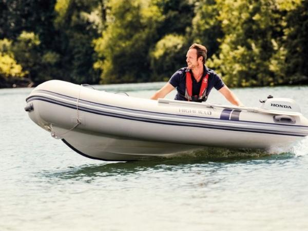 2021 Highfield boat for sale, model of the boat is CL 310 & Image # 1 of 13