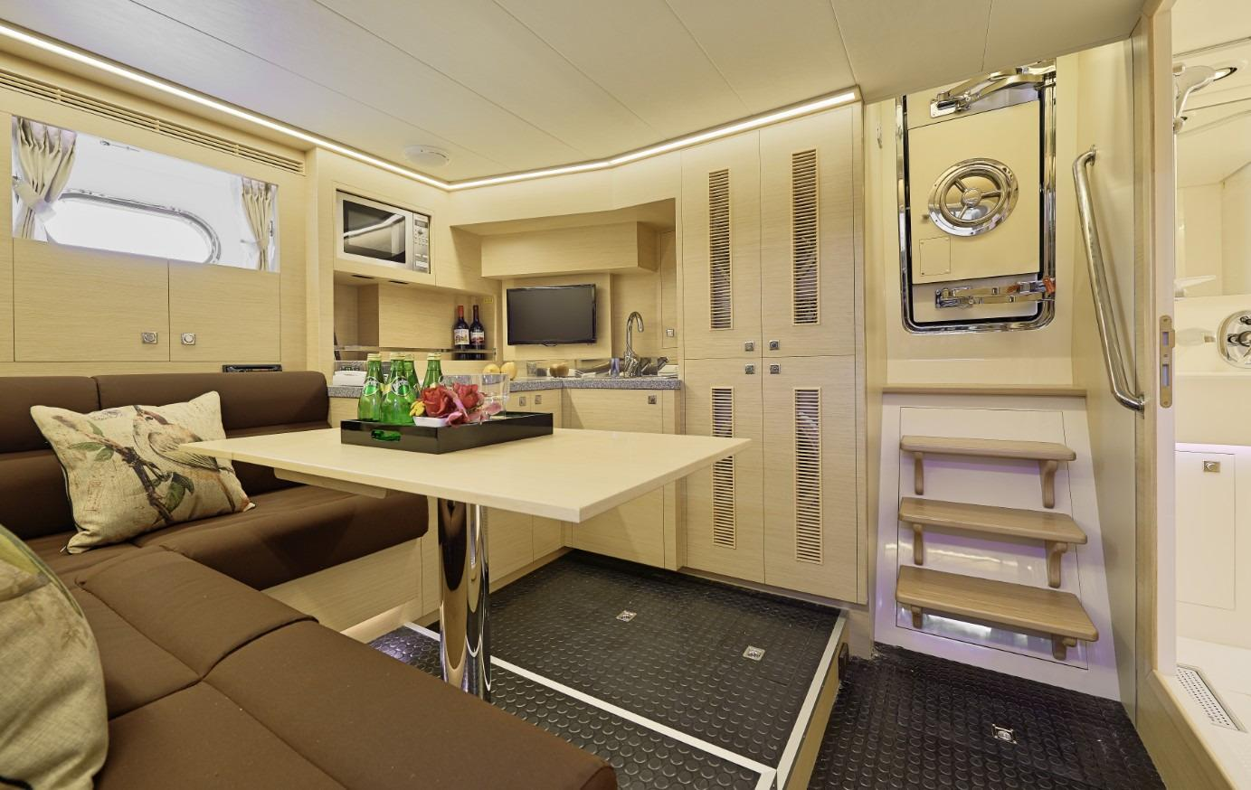 Manufacturer Provided Image: Crew Mess A