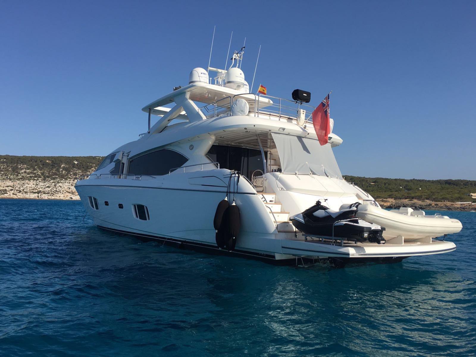 88.19 ft Sunseeker 88 Yacht