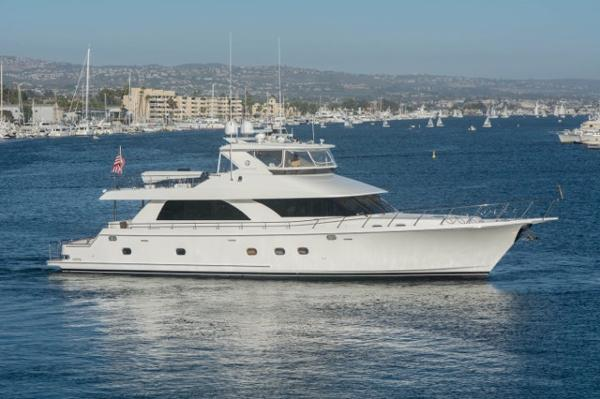 Used ocean alexander yachts for sale for Ocean yachts 48 motor yacht for sale