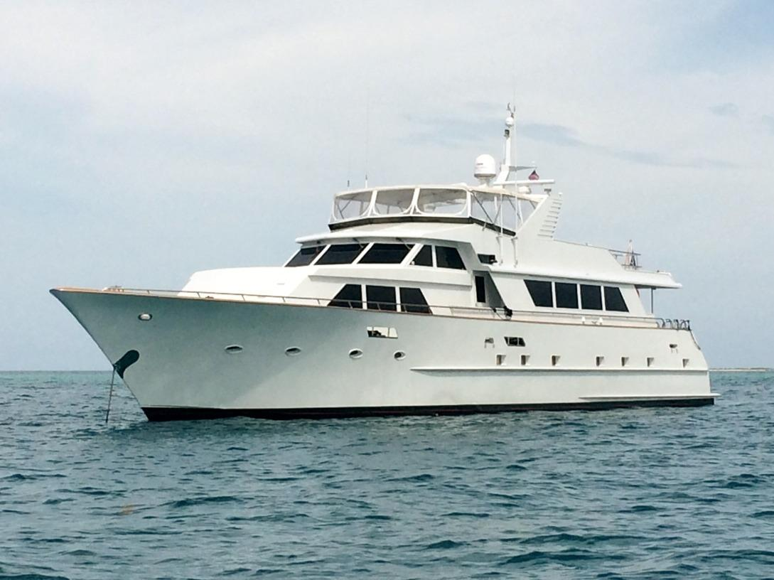 Broward Raised Pilot House Motor Yacht