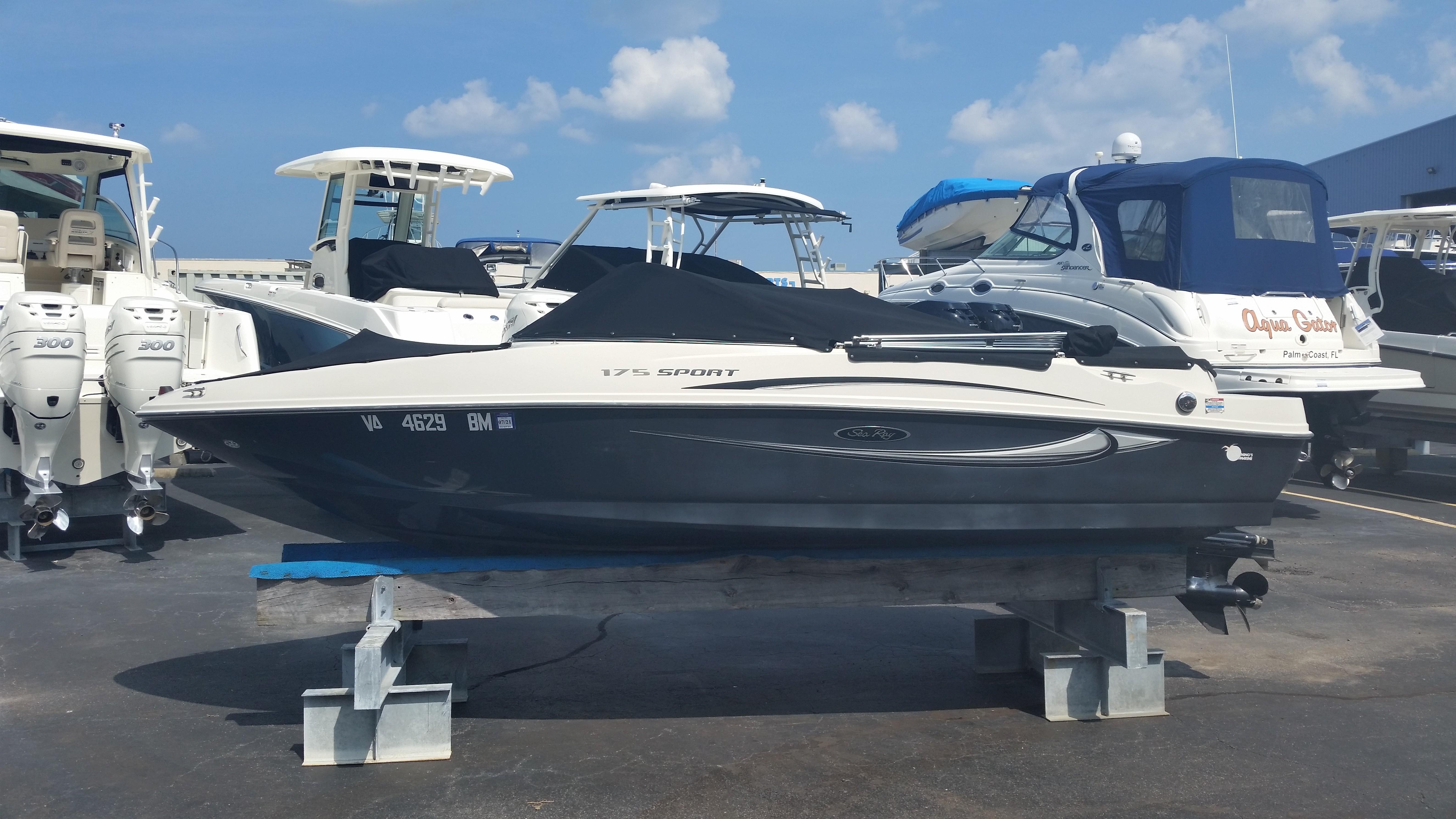Sea Ray175 Sport