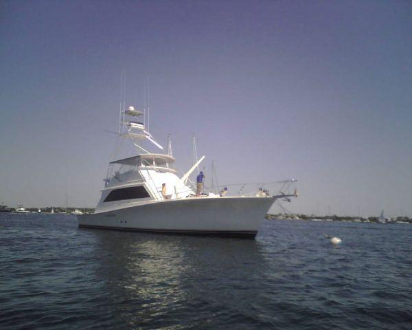 63' Ocean Yachts Convertible