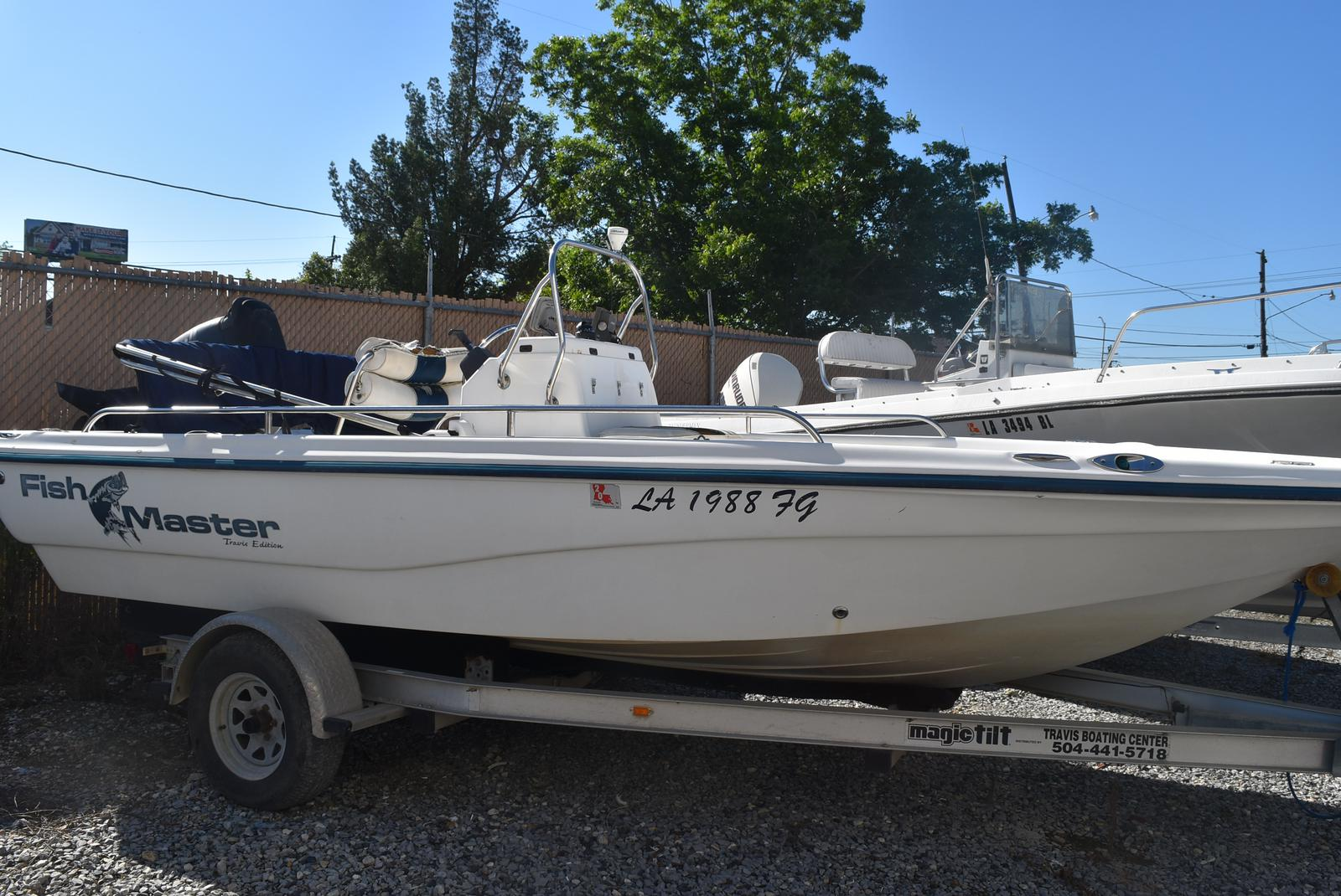 2003 FISH MASTER 19 for sale