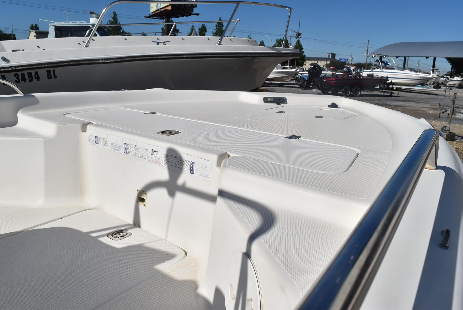 2003 Fish Master boat for sale, model of the boat is 19 & Image # 4 of 6