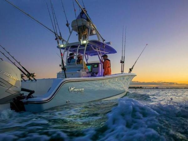 2020 Mako boat for sale, model of the boat is 334 CC Sportfish Edition & Image # 11 of 12